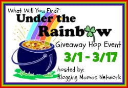 Under the Rainbow Giveaway