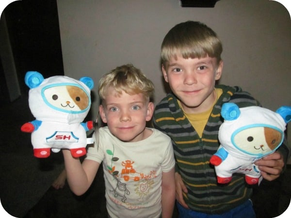 The Space Hamsters™ Plush Pet Toys