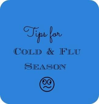 Tips for Cold & Flu Season