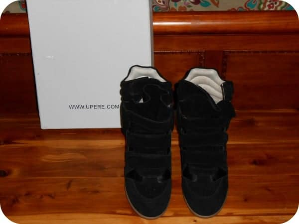 UPERE.com Wedge Sneakers Review