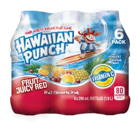 Hawaiian Punch is now in Canada!