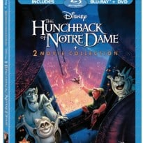 The Hunchback of Notre Dame/The Hunchback of Notre Dame II Blu-ray/DVD Combo Review