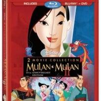 Celebrate the 15th Anniversary of Disney's Mulan on Bluray/DVD March 12th Bluray Combo Review #DisneyOzEvent #Mulan