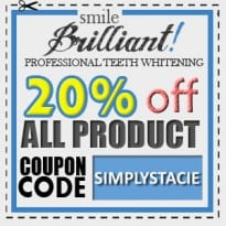 Smile Brilliant LED Whitening System Review