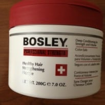 Bosley Pro Healthy Hair Strengthening Masque