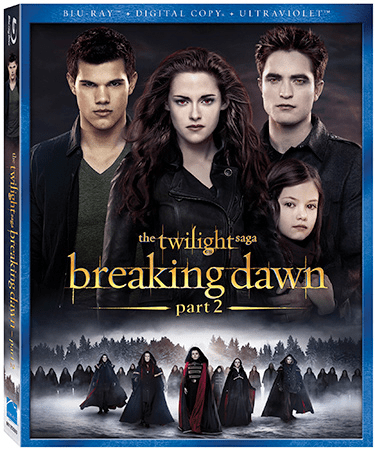 The Twilight Saga: Breaking Dawn – Part 2 Review