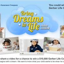 Gerber Bring Dreams to Life