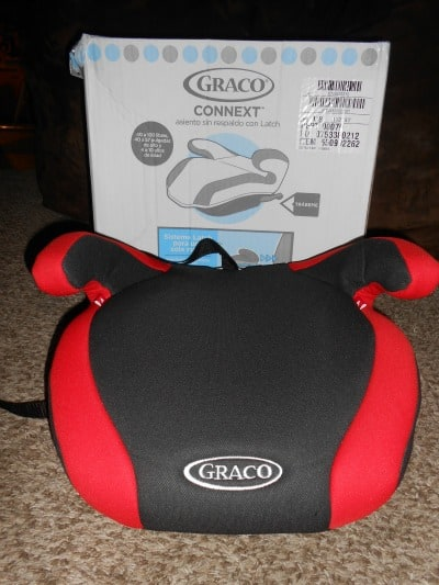 Graco® CONNEXT Backless Booster Seat Review