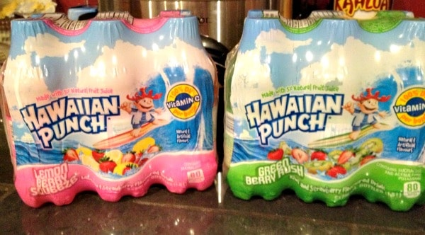 Hawaiian Punch is now in Canada!