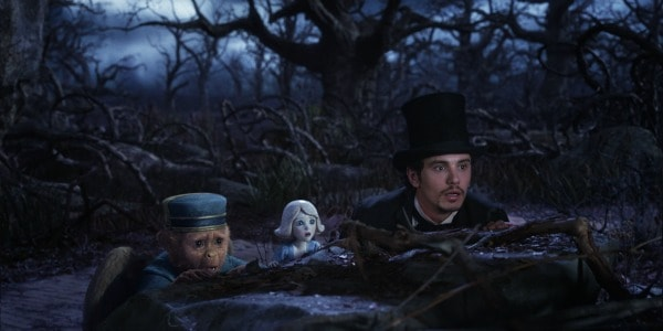 An Interview with Oz the Great and Powerful's James Franco #DisneyOzEvent