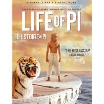 Life of Pi Blu-ray/DVD Combo Review