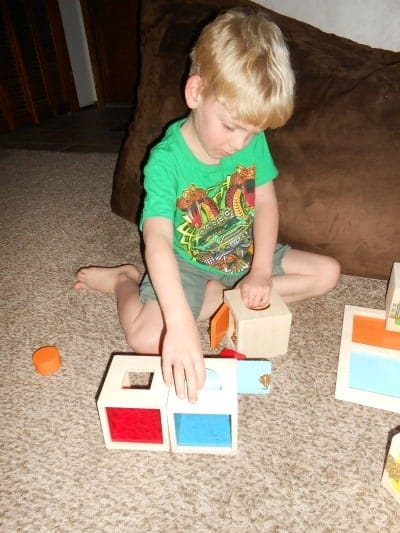 Guidecraft Peekaboo Lock Boxes Review