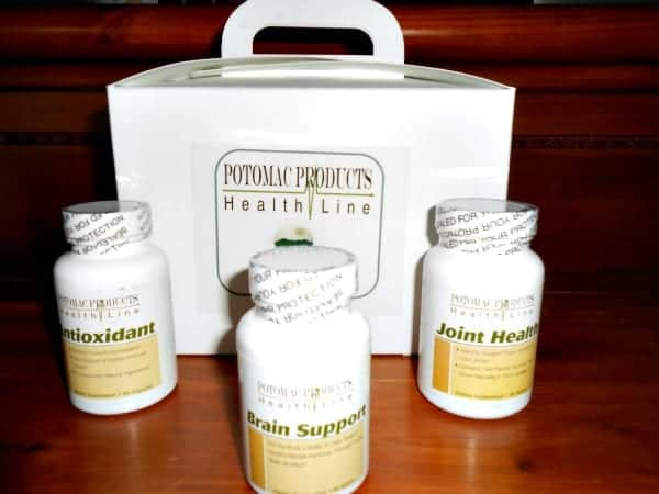 Potomac Products Health Line Vitamins Review