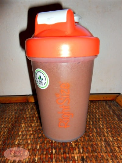 RightSize® Meal Replacement Smoothies