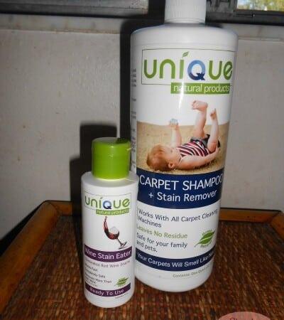 Unique Natural Products Review