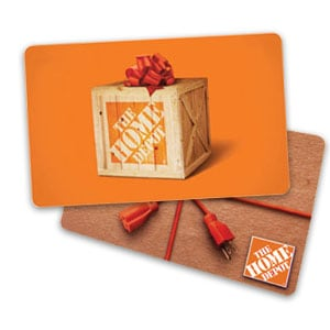 $300 Home Depot Gift Card and Brood X Giveaway (WW)