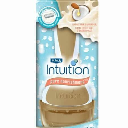 Reader Reviews of Schick Intuition Pure Nourishment Razor