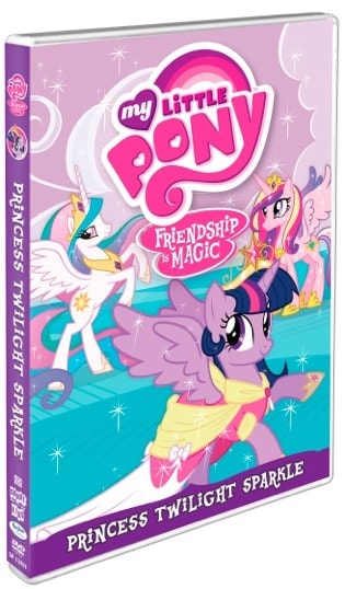 My Little Pony: Friendship is Magic Princess Twilight Sparkle DVD Review