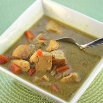 Curried Chicken Stew