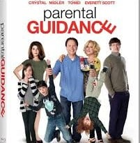 Parental Guidance Blu-ray + DVD Combo Review
