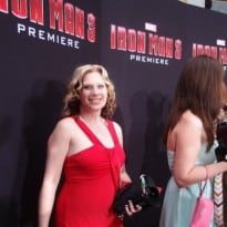 I Attended the Iron Man 3 Red Carpet Premiere at El Capitan Theatre! #IronMan3Event