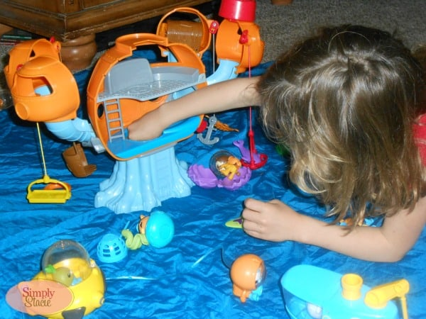 Fisher Price Octonauts Review