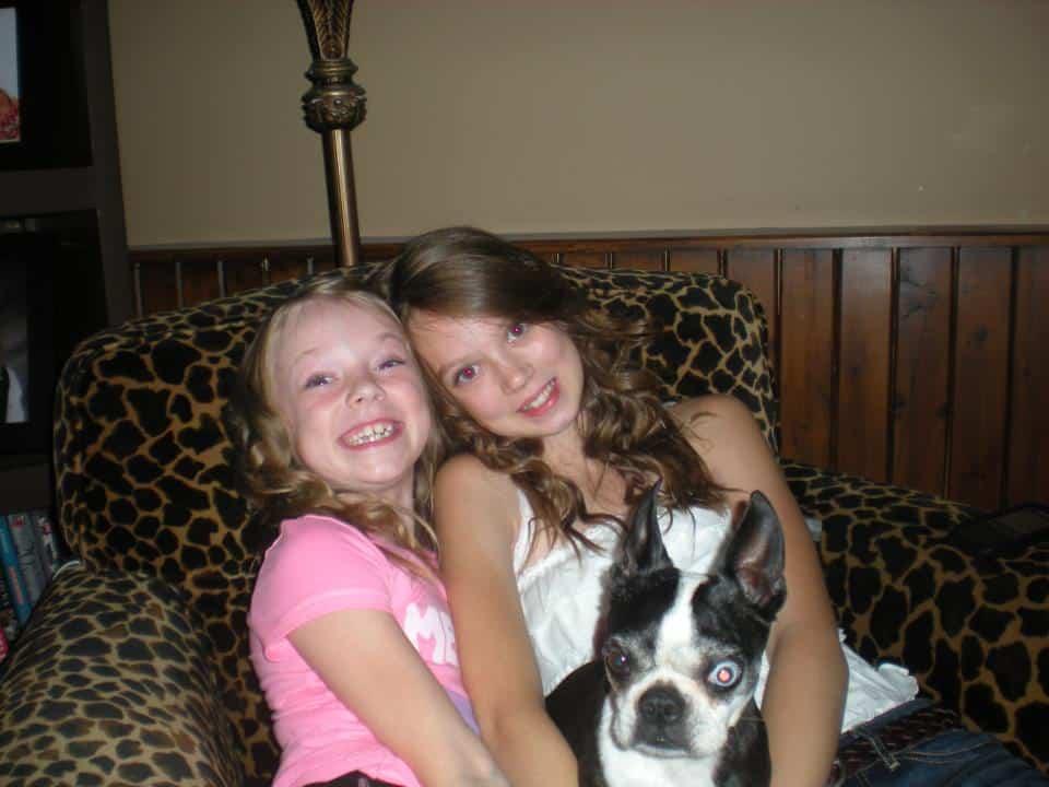 Olivia & Bridget