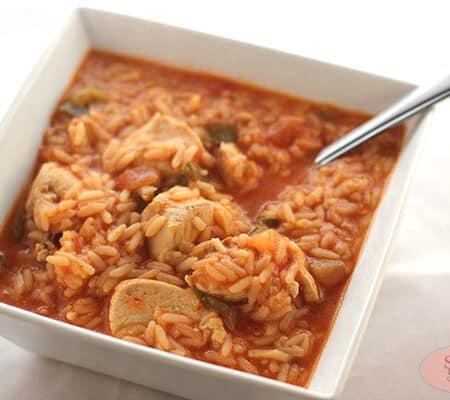 Salsa Chicken and Rice Recipe