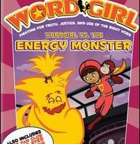 WordGirl vs. The Energy Monster DVD Review
