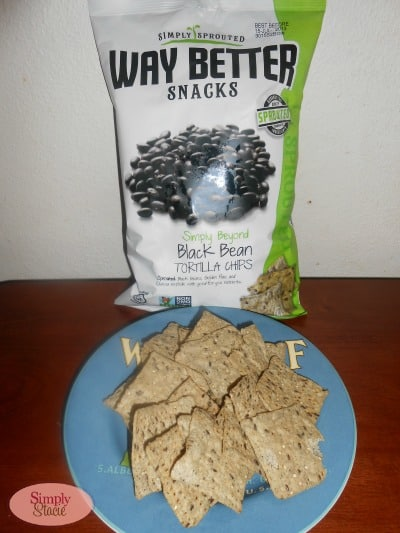 Simply Sprouted Way Better Snacks Review