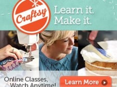 Free Craftsy Mini-Courses
