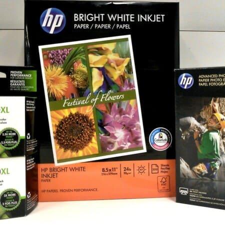 HP Printing Supplies Kit