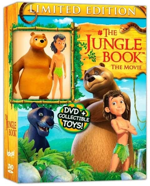 The Jungle Book™ The Movie: Rumble in the Jungle DVD Review