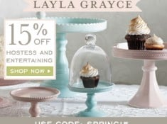 Layla Grayce Hostess & Entertainment Sale