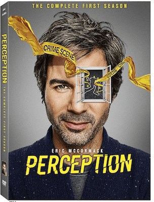 Perception: The Complete First Season DVD Review