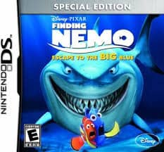 Finding Nemo: Escape to the BIG Blue Special Edition Nintendo DS Review