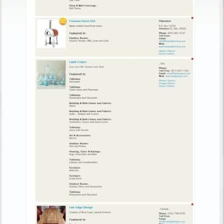 Home Garden Directory   Your Source for Decor, Design & Gardening