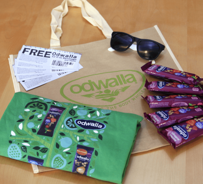 Odwalla Plant-A-Tree Initiative + Giveaway (US)