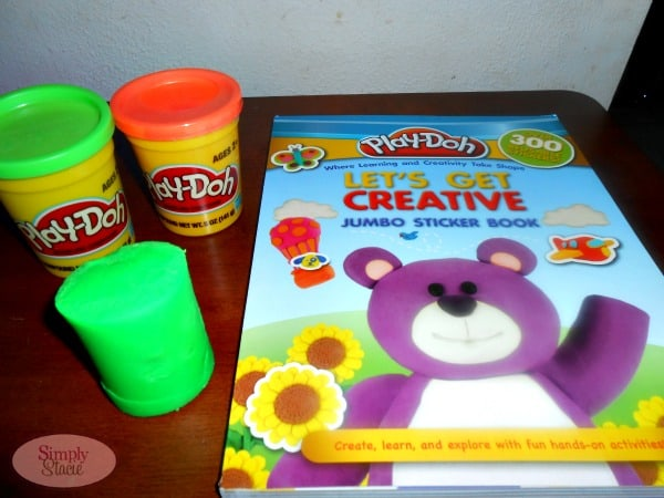PLAY-DOH books series