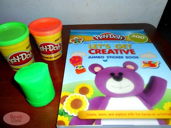 PLAY-DOH books series