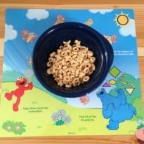 Post Sesame Street Cereal Review