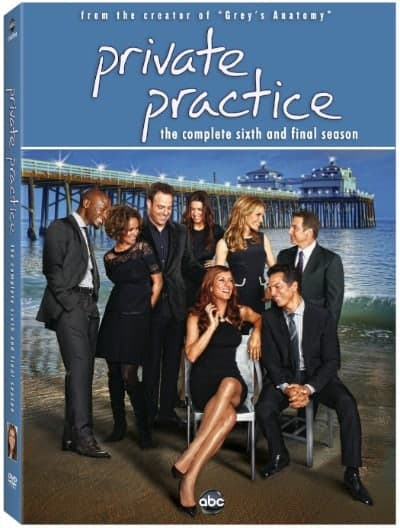 Private Practice Season Six Review