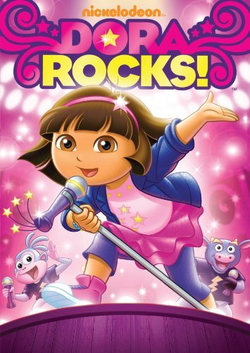 Dora the Explorer: Dora Rocks! DVD Review