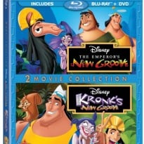 The Emperor's New Groove Two-Movie Collection Blu-ray Review