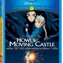 Howl's Moving Castle Blu-ray/DVD Combo Pack Review