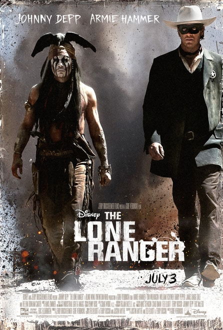 The Lone Ranger Giveaway
