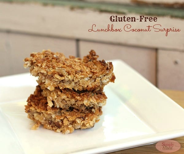 Gluten-Free Lunchbox Coconut Surprise