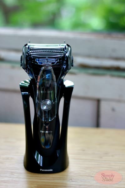 Father's Day Gift Idea: ES-ST25K Triple Blade Linear Milano Shaver