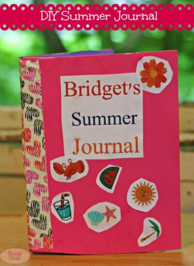DIY Summer Journal