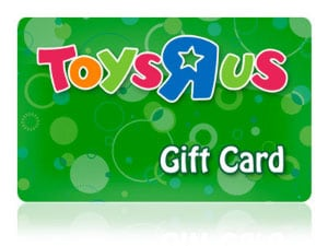 $200 Toys R Us Gift Card Giveaway (WW)